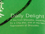 Japan Daily Delight Sencha mit Matcha